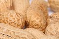 Free Background Of Some Peanuts. Macro. Royalty Free Stock Photography - 33186027