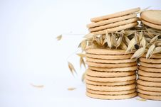Free Cookies Stock Photography - 33181302