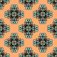 Free Classical Seamless Pattern For Your Design Stock Images - 33182004