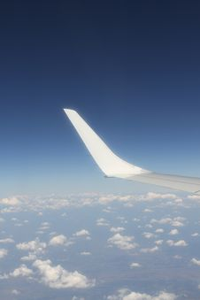 Free Wing In The Sky Stock Photos - 33182523