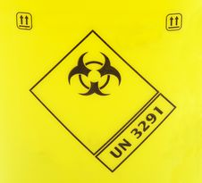 Free Biohazard Stock Photography - 33187912