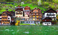 Free Alpine Villages Royalty Free Stock Images - 33192919
