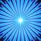 Free Blue Light Rays With Star. Stock Photo - 33197630