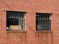 Free Bricks And Old Windows Royalty Free Stock Photo - 3322055