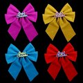 Free 4 Colorful Christmas Bows Royalty Free Stock Photos - 3323468