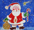 Free Santa Claus With Presents Stock Photography - 3329862