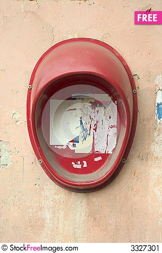 Free Telephone Box Stock Image - 3327301