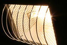 Halogen Light Source Stock Images