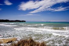 Free Corfu Island Wild Beach Royalty Free Stock Image - 3321756