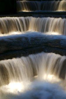 Free Urban Falls Royalty Free Stock Photo - 3321825