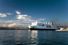Free Harbour Of Marseilles Stock Image - 3322181