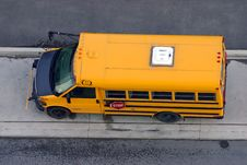 Free School Bus Stock Photography - 3322622