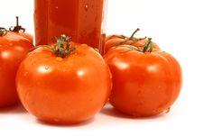 Free Tomato Juice Stock Image - 3324691