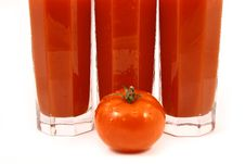 Free Tomato Juice Stock Photography - 3324732