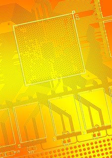 Free Printed Circuit Board Stock Photo - 3326930