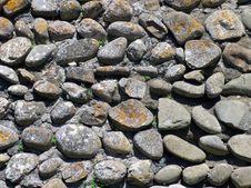 Free Ancient Citadel Wall, Texture Royalty Free Stock Photo - 3327125