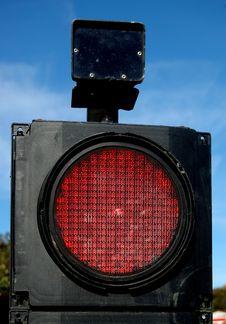 Free Stop! Stock Image - 3327701
