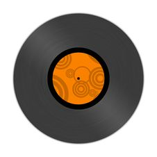 Free Vinyl Record Album Stock Photo - 3328270