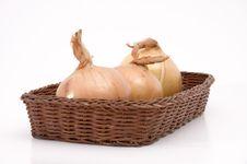 Free Onions Stock Photo - 3329190