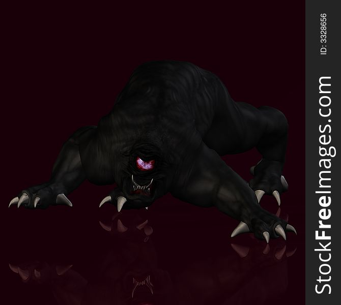 Creature of the night 02