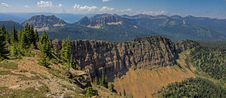 Free Panorama View From Stahl Peak Royalty Free Stock Photo - 33218255