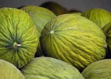 Free Melons Royalty Free Stock Image - 33226096
