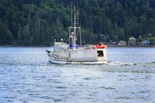 Free Converted Tug Royalty Free Stock Image - 33228006
