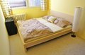 Free Bed In Bedroom Royalty Free Stock Photography - 33234287