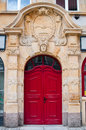 Free Red Gate, Wroclaw Poland Royalty Free Stock Image - 33236736
