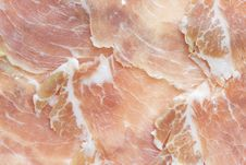 Free Slices Of Ham Royalty Free Stock Photos - 33232788