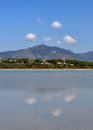 Free Reflection In The Water, Sardinia Stock Photography - 33241572