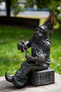 Free Odludek Dwarf,  Wroclaw Royalty Free Stock Images - 33247469