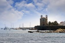 Free Tabarca Island Royalty Free Stock Photo - 33241585