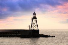 Free Alicante Lighthouse Stock Photos - 33241893