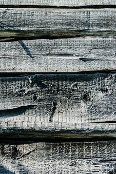 Old Textural Background Wooden Rough Surface Royalty Free Stock Photo