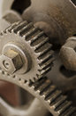Free Old Gear Stock Photography - 33265372