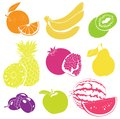 Free Fruit Vector Collection For Your Design Stock Image - 33265641
