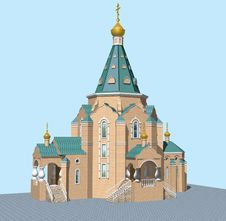 Free Orthodox Church Royalty Free Stock Images - 33262529