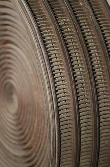 Free Old Steam Turbine Royalty Free Stock Photo - 33265545