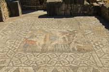 Free Roman Mosaic Stock Image - 33267911