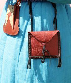 Free Women S Belt Bag Stock Images - 33269124