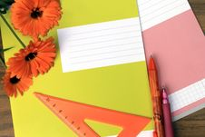 Free Back To School. Royalty Free Stock Photo - 33269175