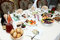 Free Table With Appetizers Royalty Free Stock Photography - 33263317