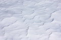 Free Wavy Blue Snow Surface Stock Photo - 33298330