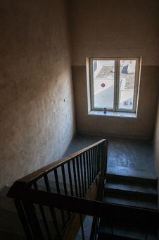 Free Staircase Royalty Free Stock Photo - 33292835