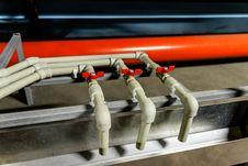 Free Hydraulic Press Stock Photo - 33296060