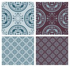 Free Seamless Pattern. Vector Stock Images - 33296504