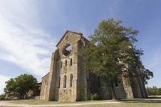 Free San Galgano In Tuscany Stock Photos - 33299463
