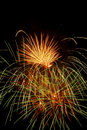 Free Natural Firework With Copy Space Royalty Free Stock Images - 3334009