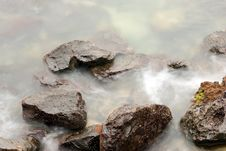 Free Smoke On The Water Stock Photography - 3330172